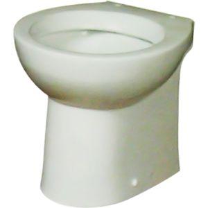 pulsosanit wc c ramique sans abattant avec broyeur incorpor junior 45 pas cher achat. Black Bedroom Furniture Sets. Home Design Ideas
