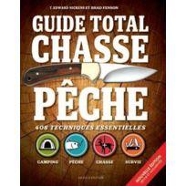Modus Vivendi - Guide Total ; chasse - pêche ; 408 techniques essentiellles ; camping, pêche, chasse, survie