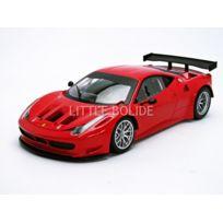 Hotwheels - MATTEL Ferrari 458 Italia Gt2 - 2012 - 1/18 - Bcj77