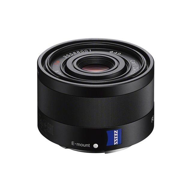 Sony Objectif Sel Sonnar T Fe 35 mm f/2.8 Za Garanti 2 ans
