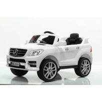 Mercedes Benz - Véhicule électrique Ml350 blanc