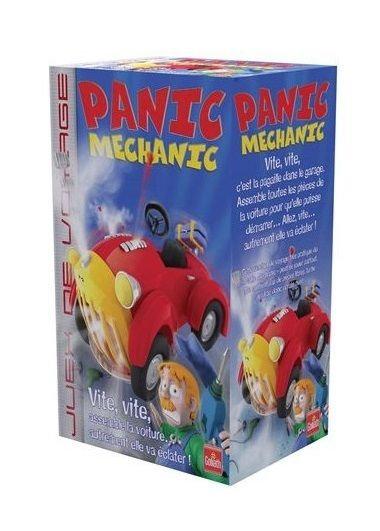 Goliath - Panic Mechanic version voyage