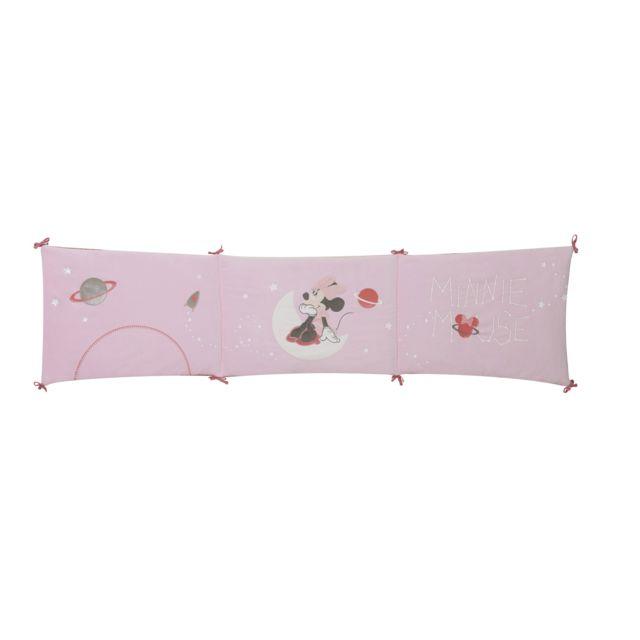 DISNEY BABY - Tour de lit bébé MINNIE - pas cher Achat ...
