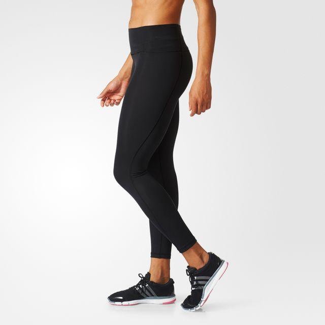 Adidas Legging long femme taille haute Ultimate Fit pas