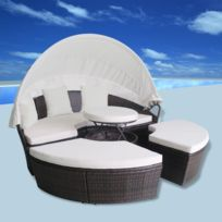 Chaise Pied Rond