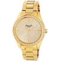 Kenneth Cole - Montre femme Brooklyn Pave Ikc4957