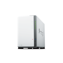 SYNOLOGY - Nas 2 baies double coeur 1.3GHz 512 Mo