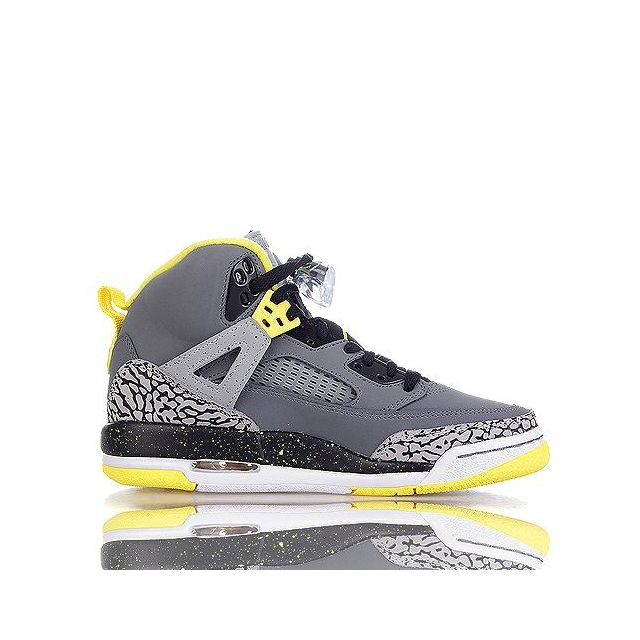 1118759d9d Nike - Basket Air Jordan Spiz'IKE PS, Gris 317700-075-34 - 2.5Y - pas cher  Achat / Vente Baskets enfant - RueDuCommerce
