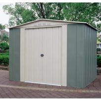 Treco - Abri de jardin en métal 8,53 m2 Colorbond - Trmgsc109SEX