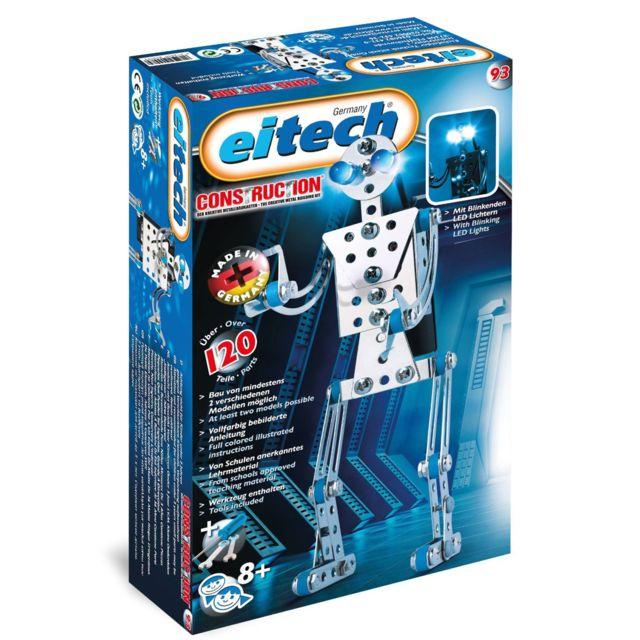 Eitech Construction mécanique : Robot