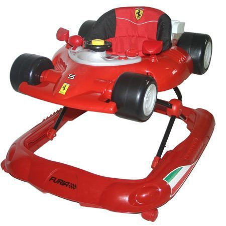 7846ea967b0de Ferrari - Trotteur Rouge - pas cher Achat