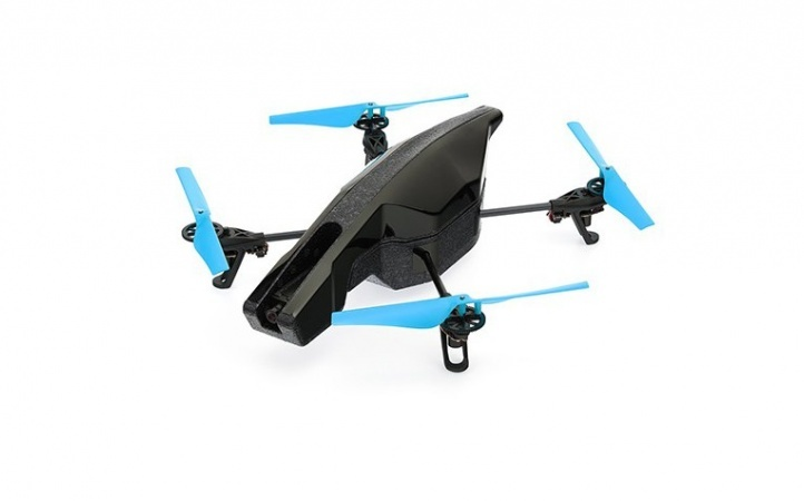 AR Drone 2,0 Power Edition Bleu
