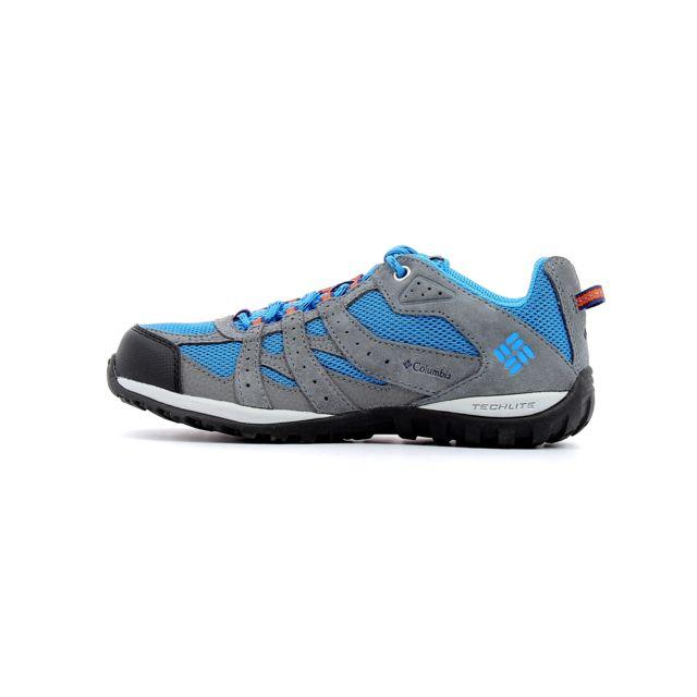 Columbia - Chaussure de randonnée enfant Youth Redmond Junior Bleu