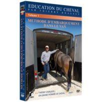 Rd Conseil - Education du cheval : Méthode d'embarquement dans le van - Vol. 1