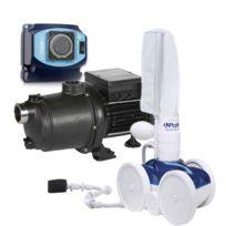POLARIS - pack complet robot de nettoyage 280 spécial électrolyse avec surpresseur et coffret - 280 + boost1m + coffret