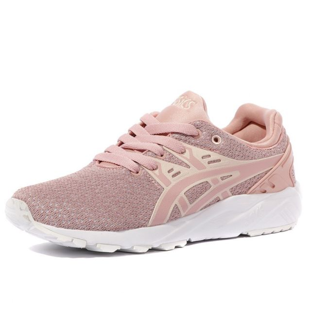 asics femme chaussures rose 40