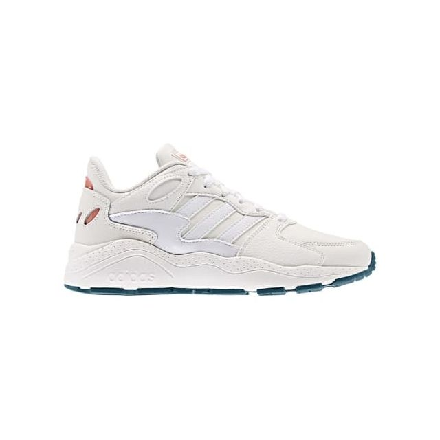 Crazychaos Chaussure Homme ADIDAS BLANC pas cher Baskets