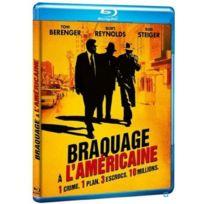 Opening - Braquage à l'américaine Blu-ray