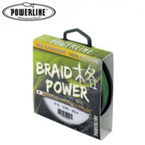 Powerline - Tresse Braid Power Verte