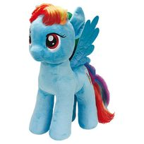 TY - My little pony - My Little Pony Peluche Rainbow Dash 30 cm
