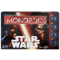 HASBRO - STAR WARS - Jeu de société Monopoly - B03244470