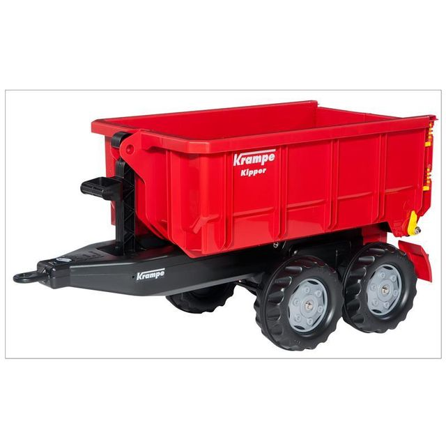 Rolly Toys 12 322 3 RollyContainer - Krampe pour tracteurs