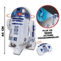 STAR WARS - R2-D2 Robot Droid Interactif 44 cm Multidirectionnel 7931