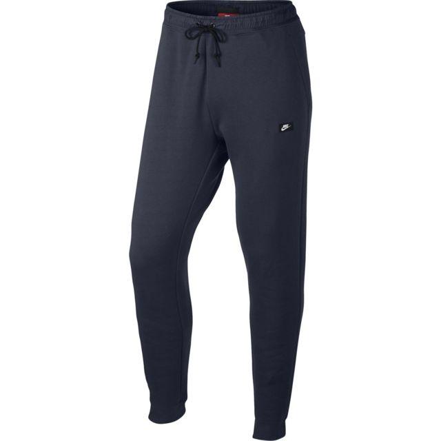 Nike Pantalon de survêtement Modern 835862 451 Bleu