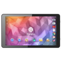 "DANEW - Tablette tactile 10,1"" - Quad Core A33 - Stockage 8 Go - RAM 1 Go - Android 5.1 - Noir"