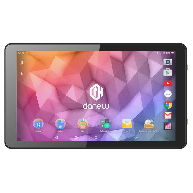 DANEW Tablette tactile 10,1