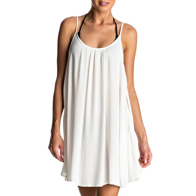 0ab054df968d9 Roxy - Robe Windy fly away dress - pas cher Achat   Vente Robes -  RueDuCommerce