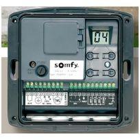 Somfy - Armoire de commande pour porte de garage enroulable pack Axroll Rts pré-câblé
