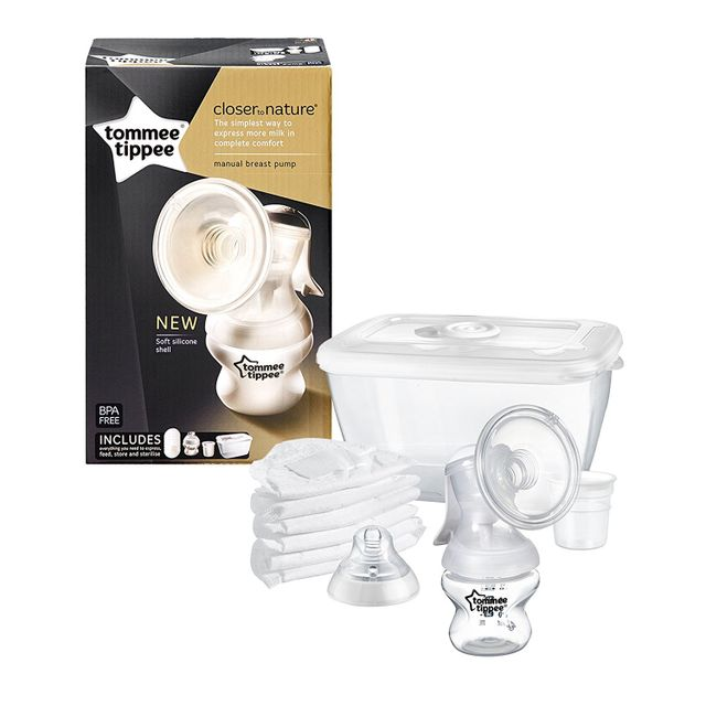 TOMMEE TIPPEE - Tire lait manuel