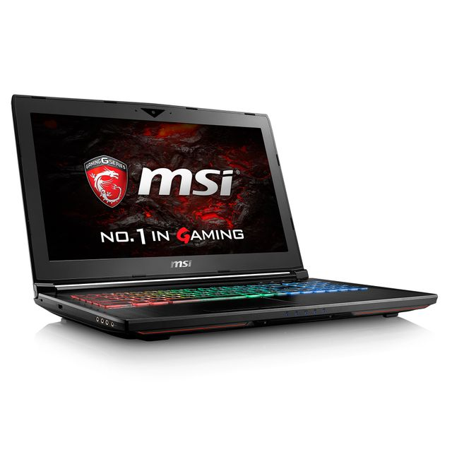 MSI GT62VR 7RE-264FR Dominator Pro - Noir