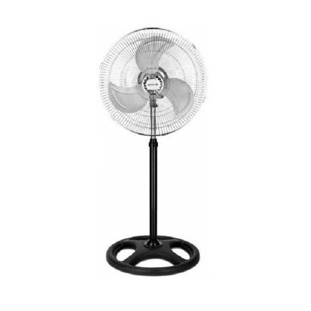 Ventilateur Sur Pied Oscillant Inclinable Hauteur Réglable Ø