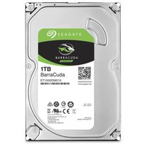 Disque dur interne Barracuda 3,5'' 1000 Go - Bulk - 7200RPM - 64Mb - SATA 6.0Gb/s - ST1000DM010
