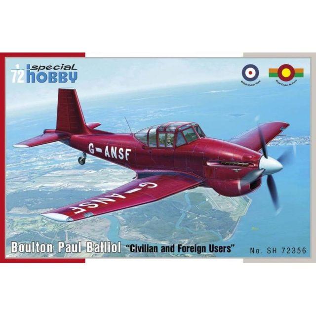 Special Hobby Maquette avion : Boulton Paul Balliol