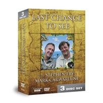 Demand Media - Last Chance To See With Stephen Fry DVD, IMPORT Anglais, IMPORT Coffret De 3 Dvd - Edition simple