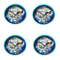 Toy Story - Disney Horloge ronde Buzz et Woody
