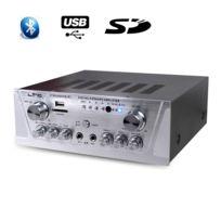 Ltc - Ampli Stereo Hifi-Karaoké 2x50W Atm2000 Usb-bt