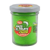 Dudule - Pate a Truite Flottante Pailletee Verte