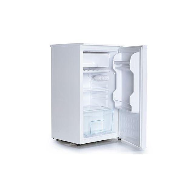 Totalcadeau Réfrigérateur moyen 82 L