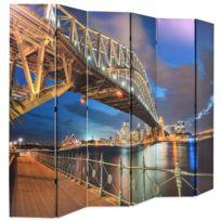 GÉNÉRIQUE   Meubles Edition Beyrouth Icaverne Cloison De Séparation Pliable  228x180 Cm Harbour Bridge Sydney