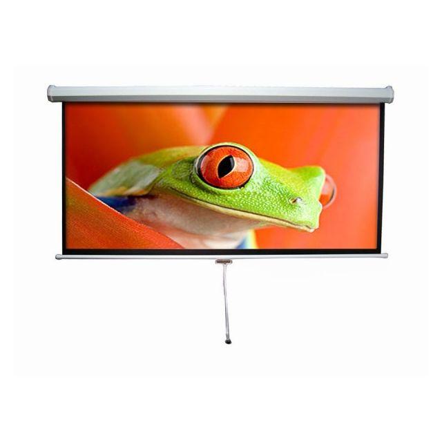 storaddict cran pour projecteur 200 x 200 cm pas cher achat vente ecrans de projection. Black Bedroom Furniture Sets. Home Design Ideas