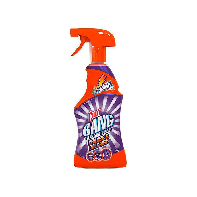 Cillitbang - Nettoyant surpuissant spray multi-surfaces Cillit Bang - 750 ml