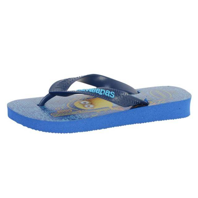 0ec5392ff5e7 Havaianas - Tong H.Kids Minions Blue Star - pas cher Achat   Vente Tongs -  RueDuCommerce