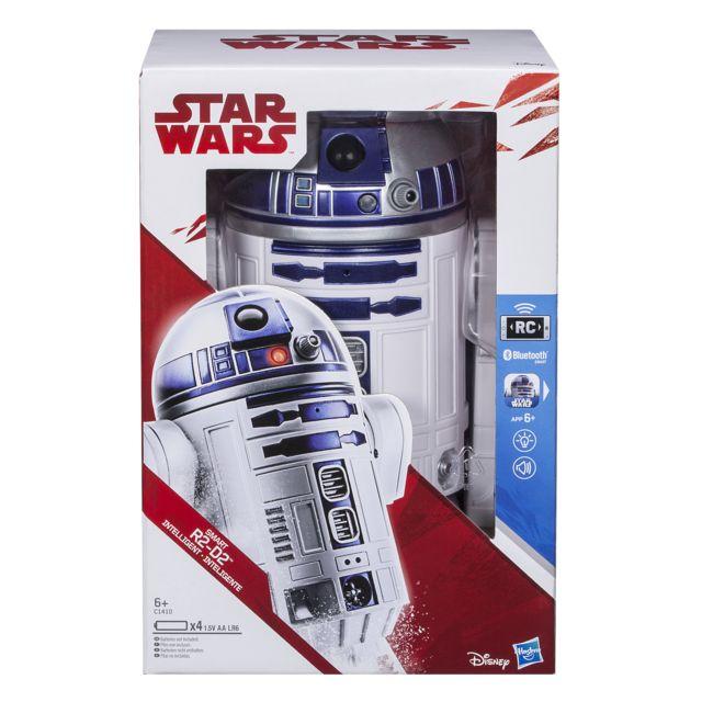 STAR WARS - R2D2 ROBOT INTERACTIF - C1410EU40