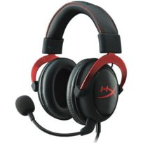 HYPERX - Cloud II rouge