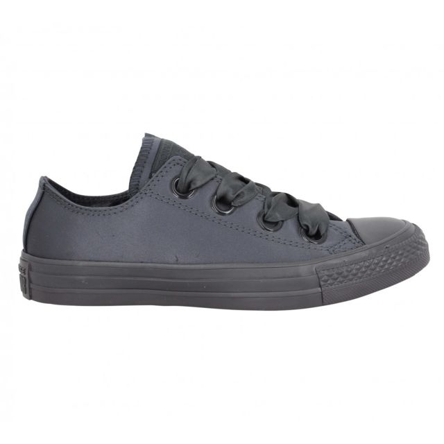 Converse - Chuck Taylor All Star Big Eyelets satin Femme-37 ...