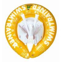 Freds Swim Academy - Sj jouet de bain bouee swimtrainer jaune